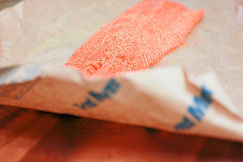 Baked Salmon Recipe | MALLORIE OWENS
