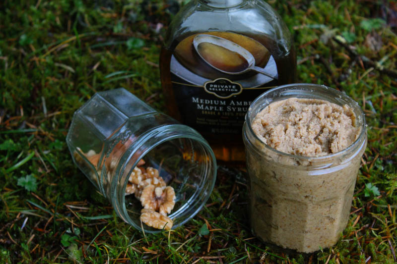 Homemade Nut Butter | MALLORIE OWENS