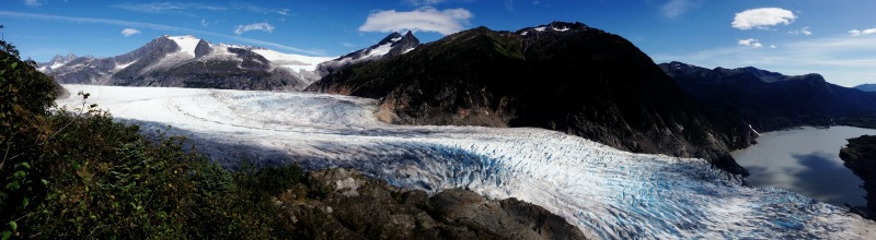 Mendenhall Glacier | MALLORIE OWENS