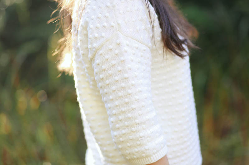 Banana Republic Sweater | MALLORIE OWENS