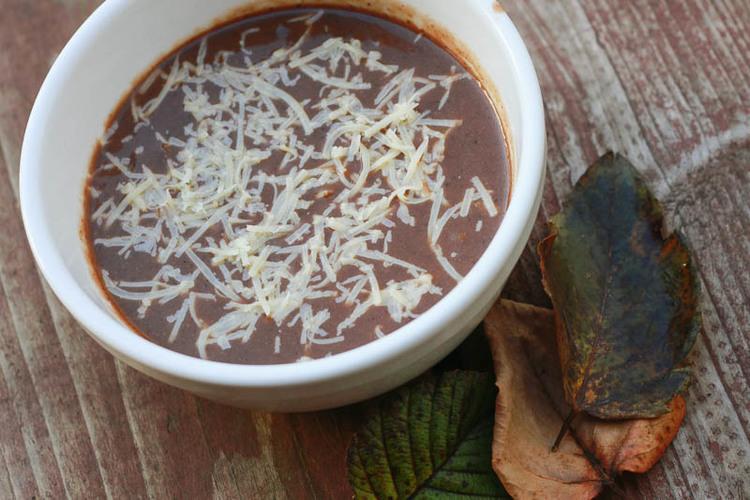 ck Bean and Pumpkin Soup Recipe | MALLORIE OWENS