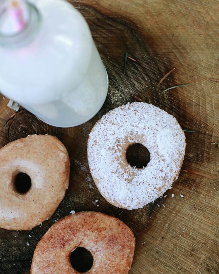 Homemade Baked Doughnuts, 3 Recipes | MALLORIE OWENS