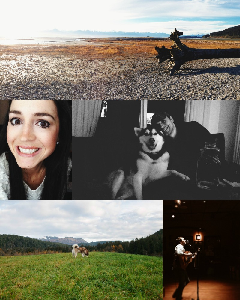 Alaska Instagram Pictures | MALLORIE OWENS