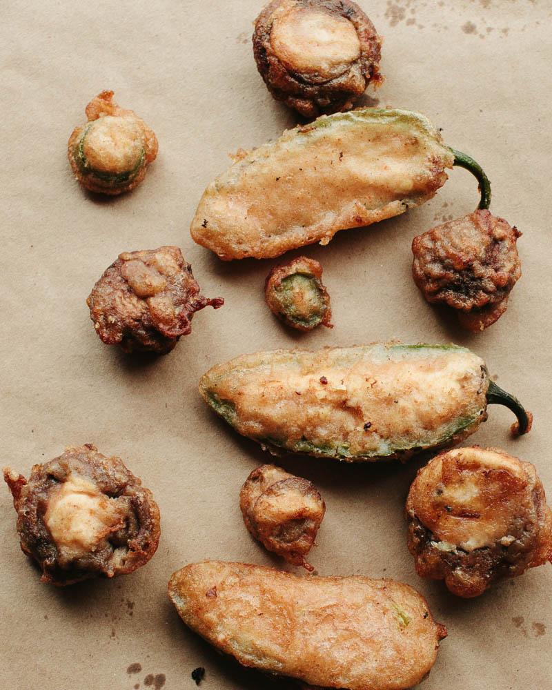 Salmon Stuffed Jalapeño Poppers Recipe | MALLORIE OWENS