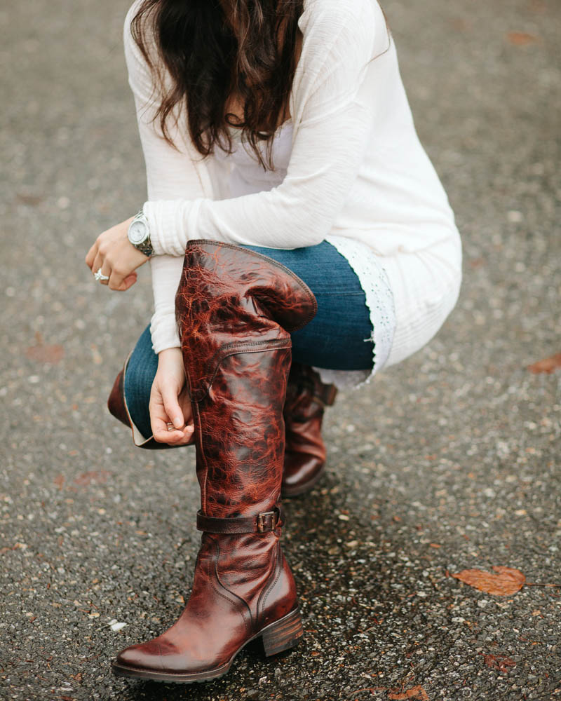Fall Fashion with Zappos, Freebird, and Paige   MALLORIE OWENS