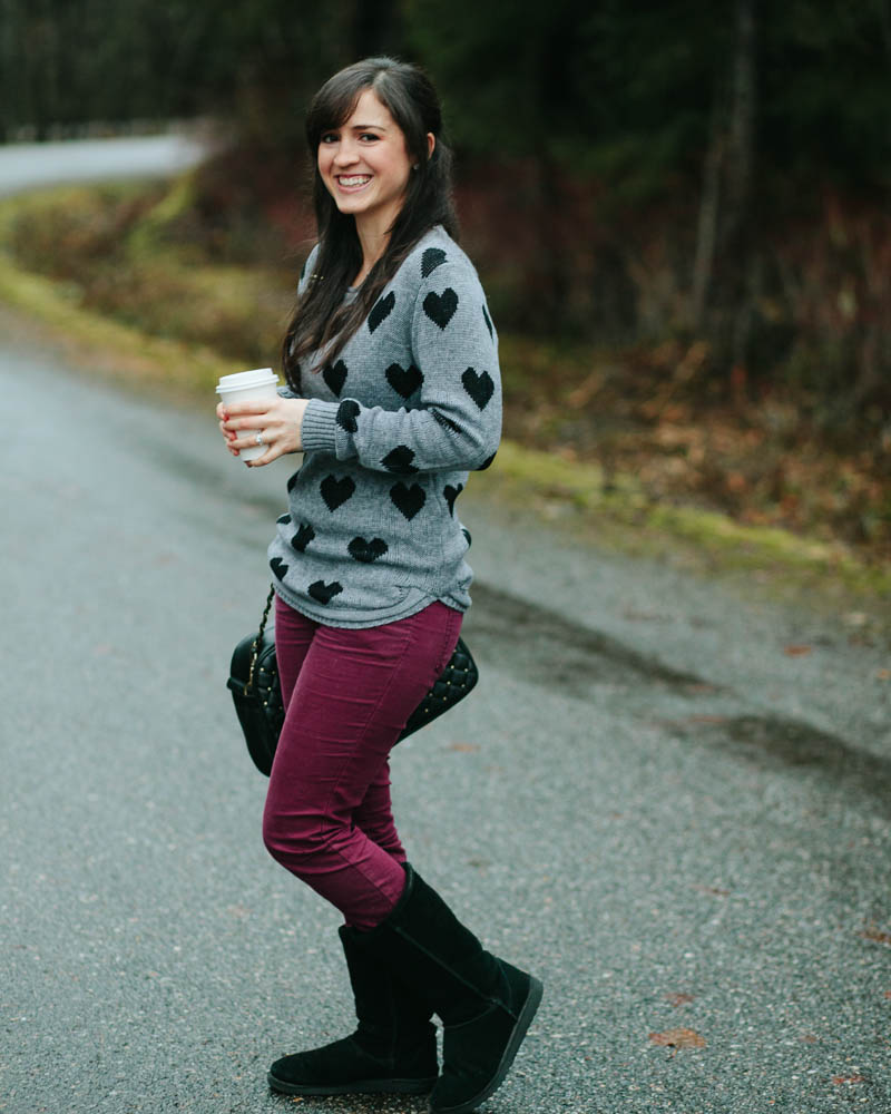 What I Wore to Coffee | MALLORIE OWENS