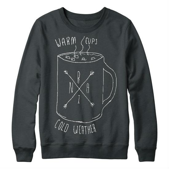 Warm Cups Sweatshirt by R A I N   MALLORIE OWENS