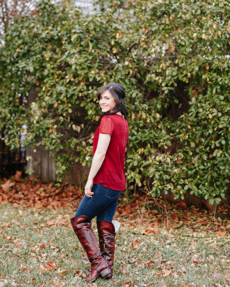 Winter Fashion with Zappos | MALLORIE OWENS