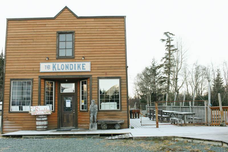 Klondike Saloon, Haines, Alaska | MALLORIE OWENS