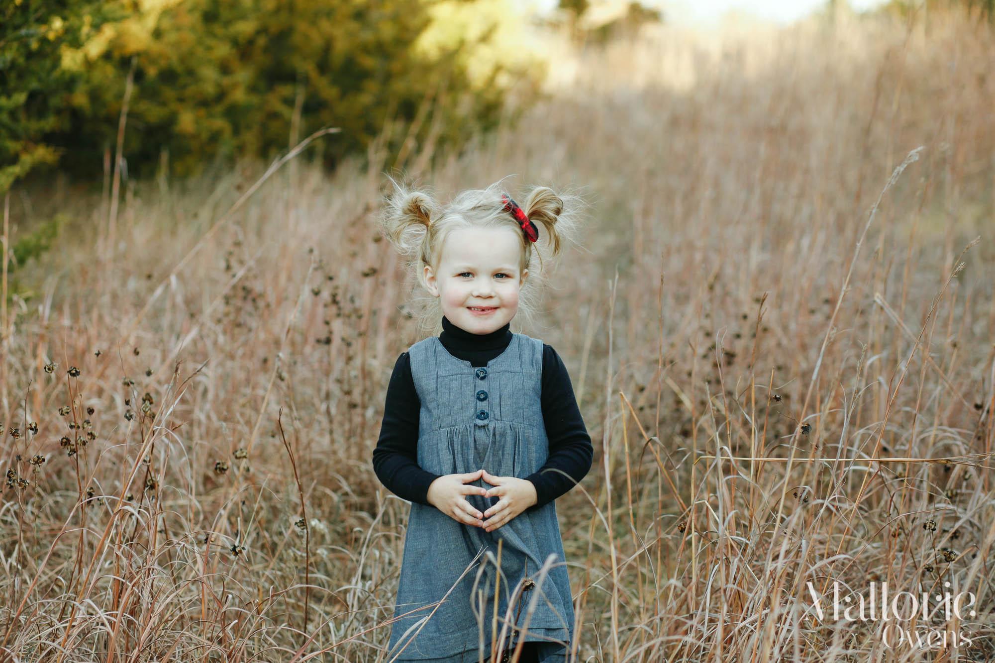 Child Portrait Photography | MALLORIE OWENS