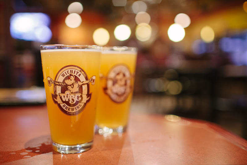 Wichita Brewing Company, Wichita, Kansas   MALLORIE OWENS