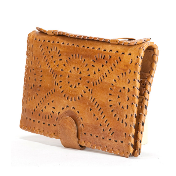 Mexicana Clutch from Meg Biram Shop | MALLORIE OWENS