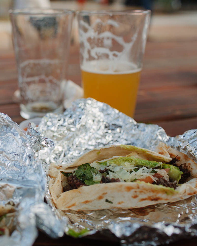 Places to Eat in Austin, Texas ↠ Veracruz All Natural Tacos | MALLORIE OWENS
