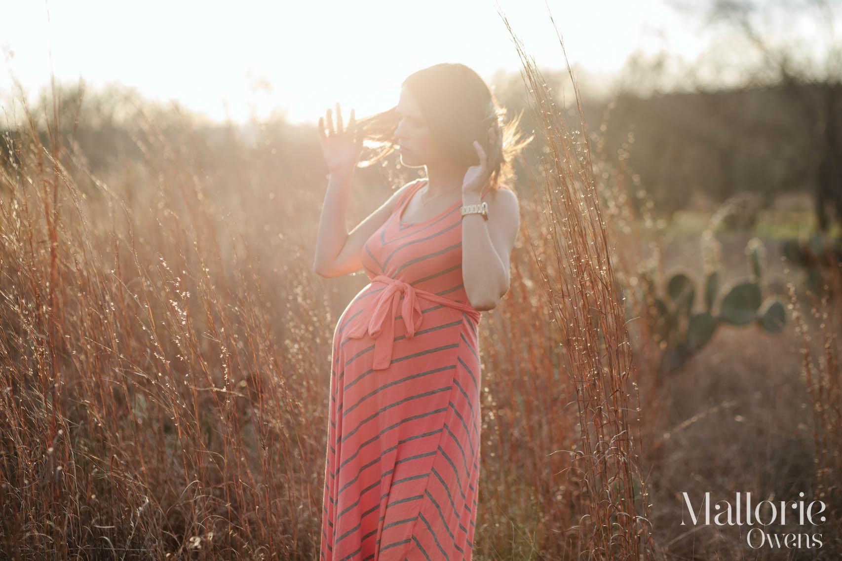 Austin Maternity Photographer | MALLORIE OWENS