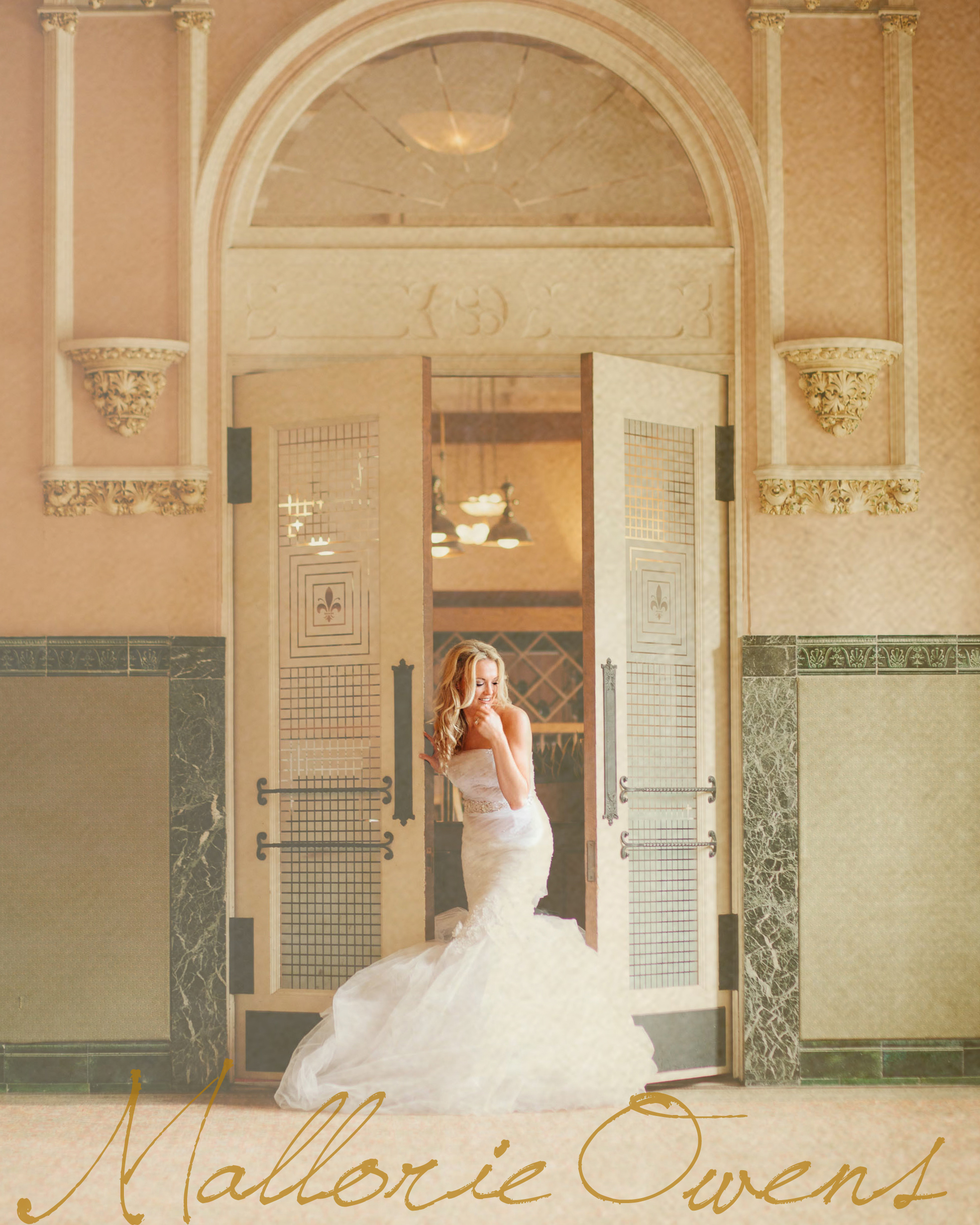 Gorgeous Bride | MALLORIE OWENS