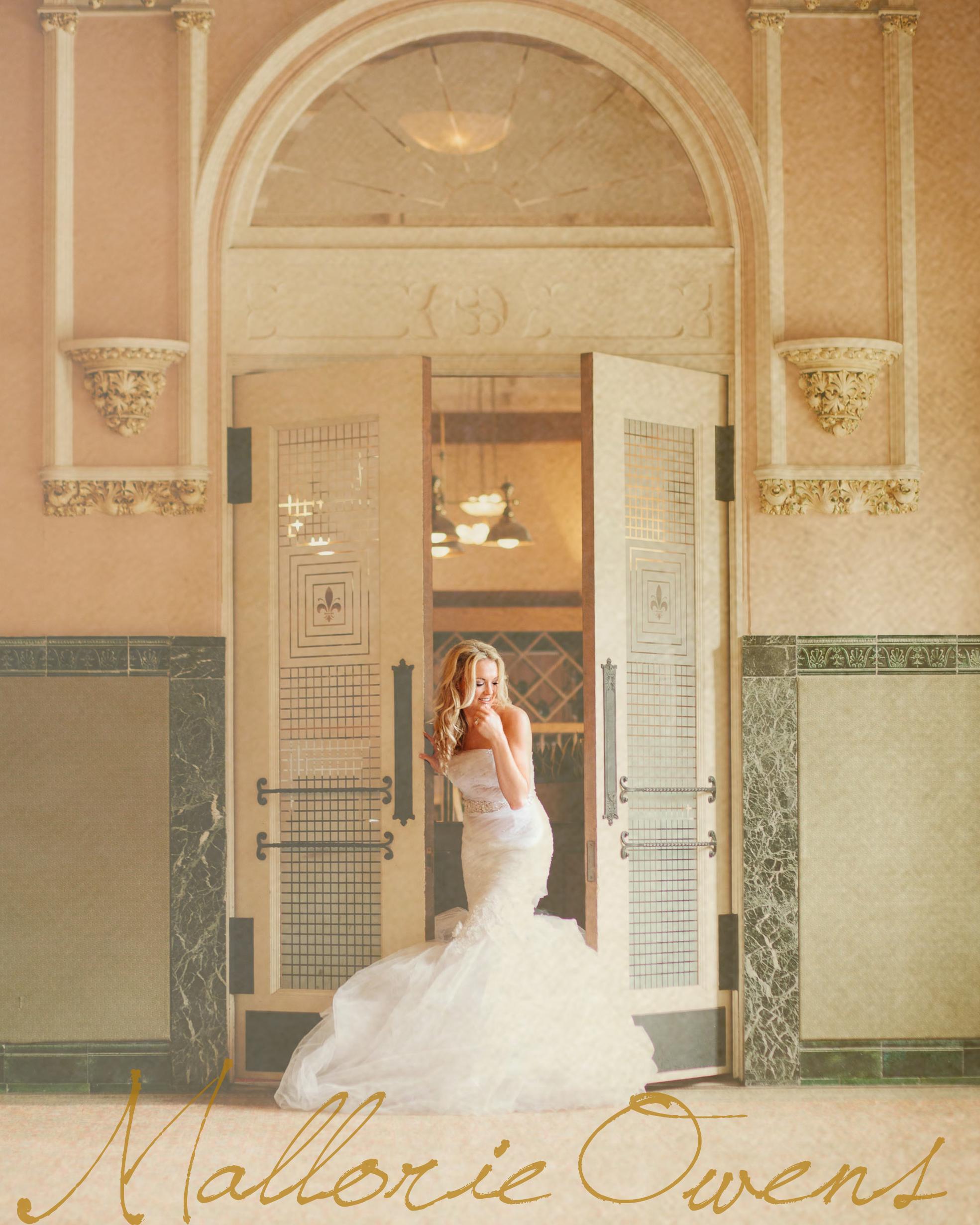 Bridal Portraits | MALLORIE OWENS