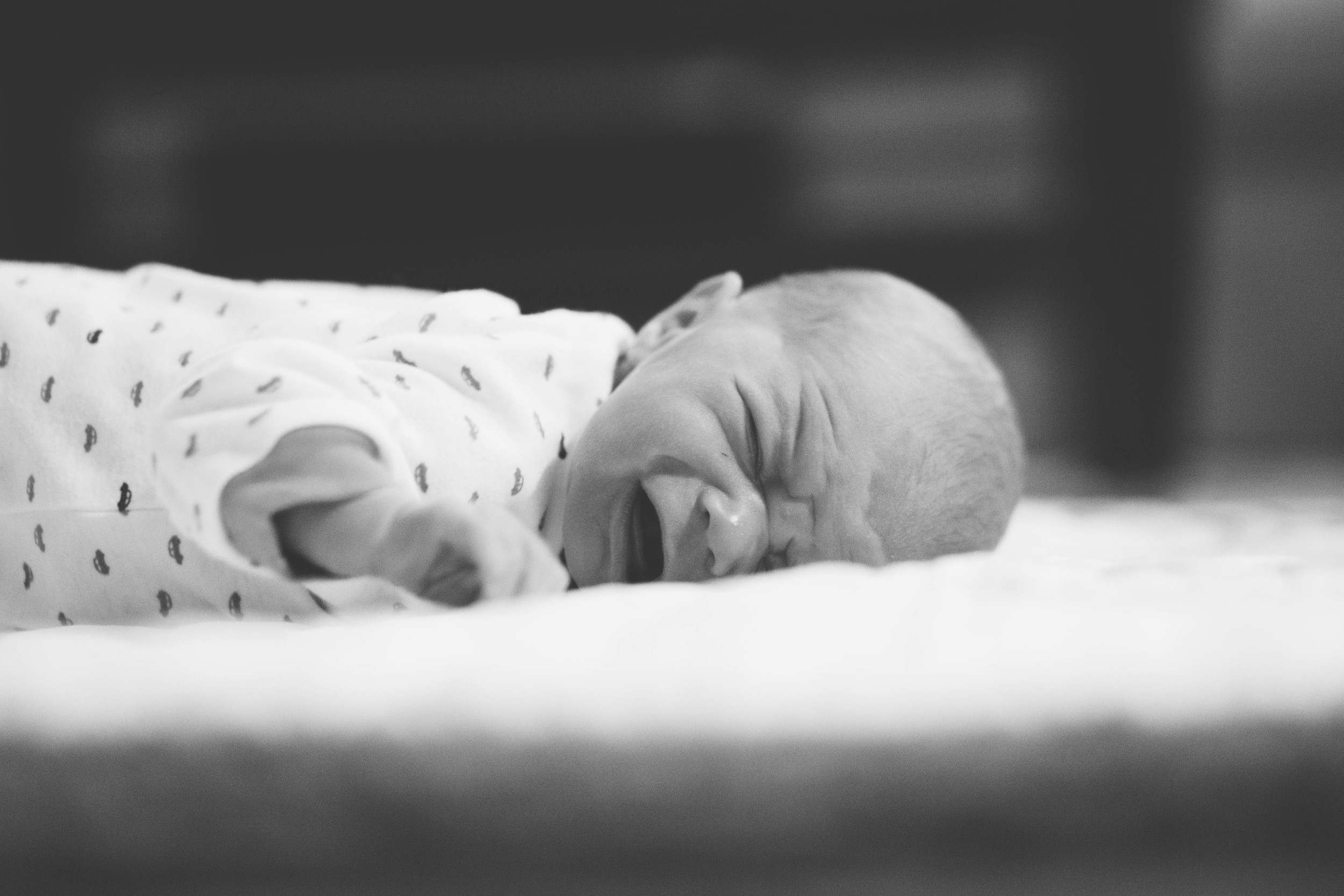 Kansas City Newborn Portraits | MALLORIE OWENS