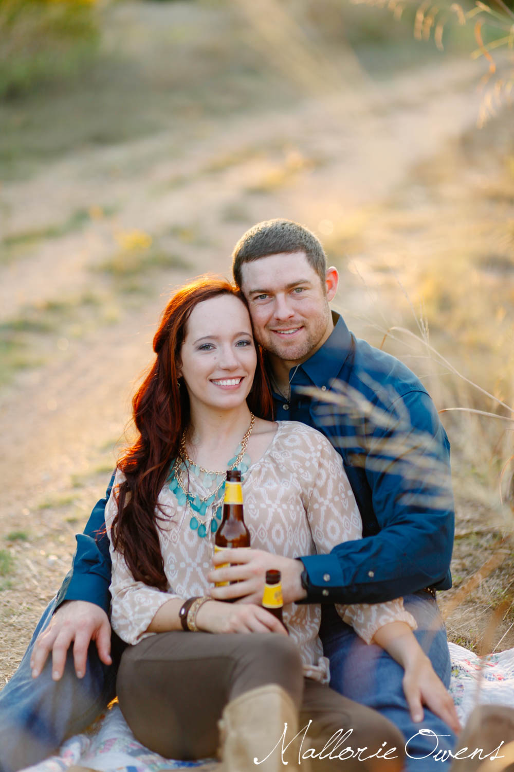 Texas Engagement Photography   MALLORIE OWENS