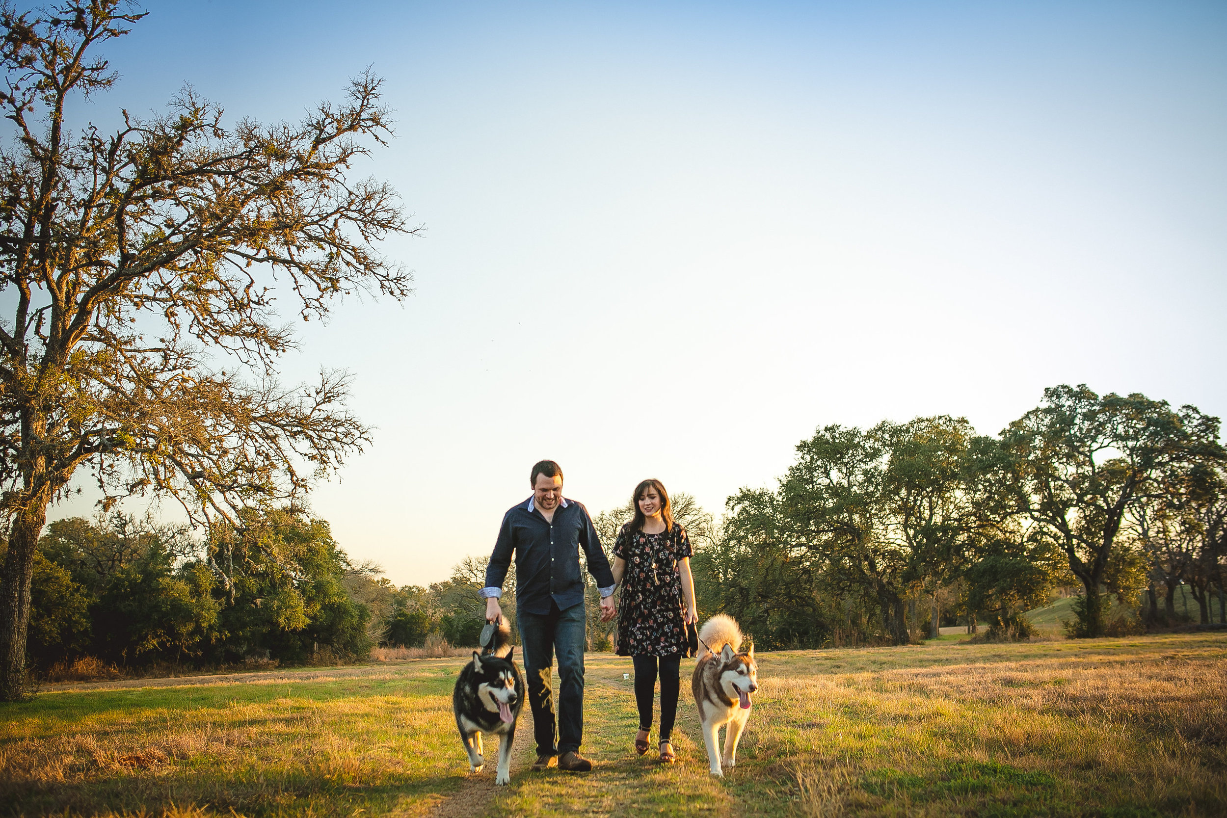 Family Photo Session with Dogs | MALLORIE OWENS
