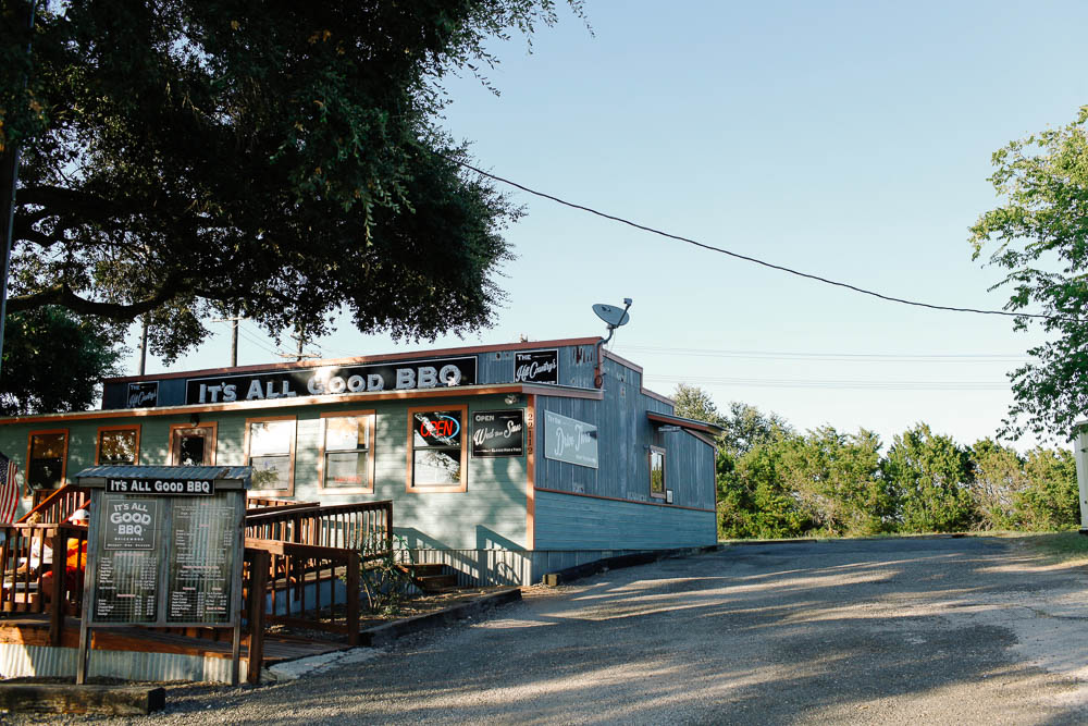 Places to Eat in Austin, Texas ↠ It's All Good Bar-B-Q | MALLORIE OWENS