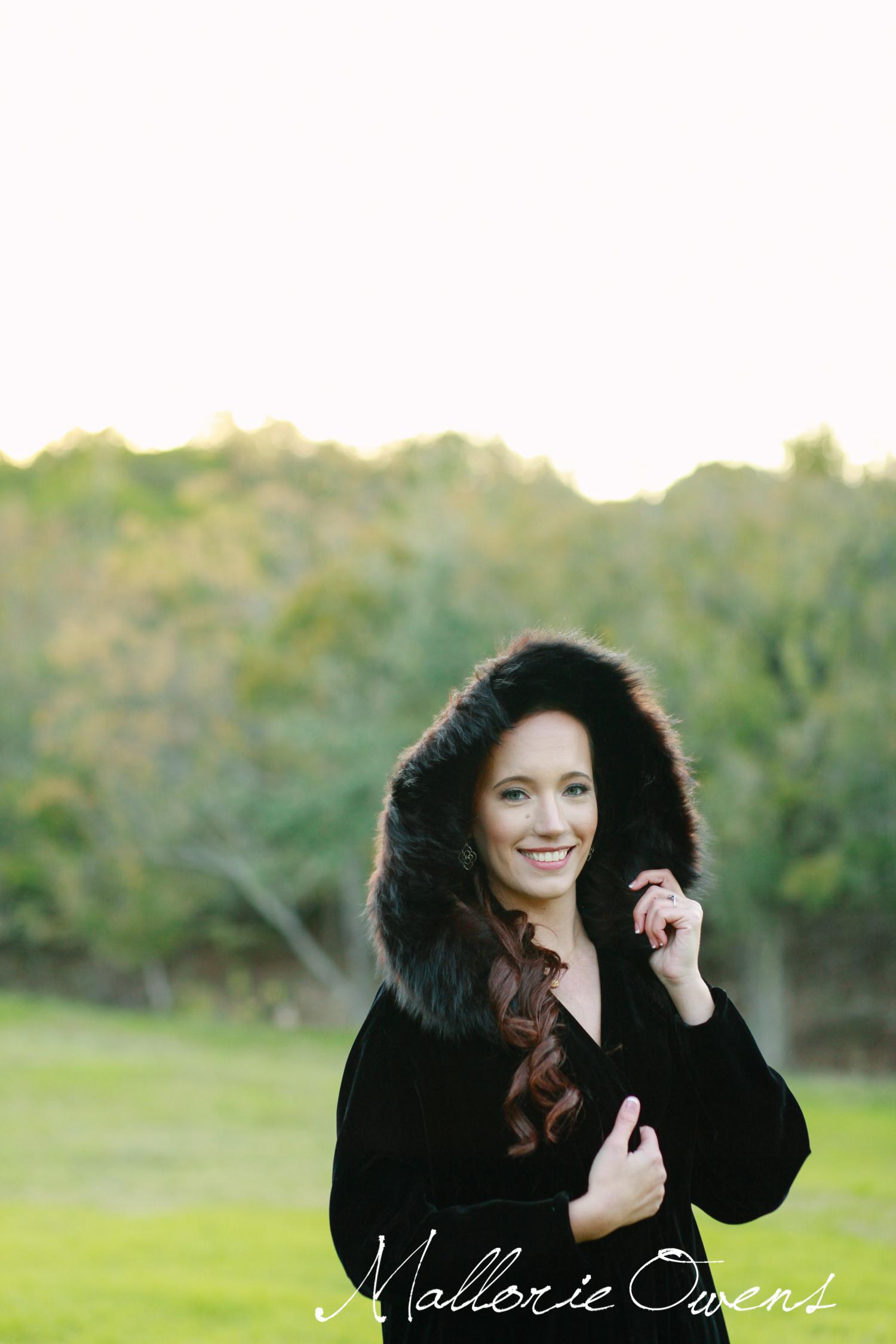 Bridal Portrait Photographer | MALLORIE OWENS
