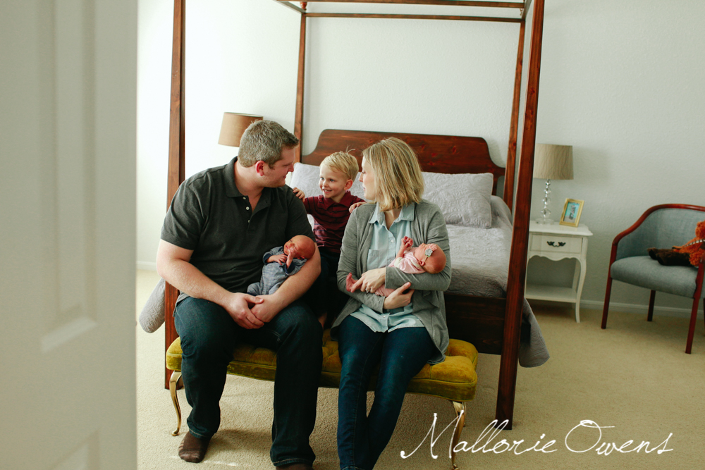 Lifestyle Newborn Session | MALLORIE OWENS