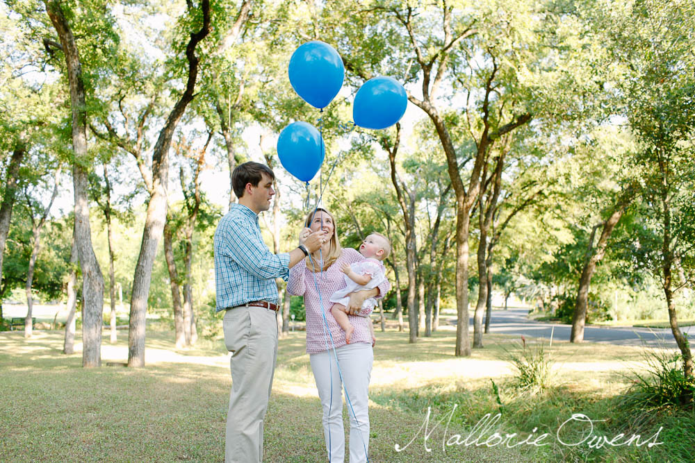 Balloons to Heaven | MALLORIE OWENS PHOTOGRAPHY