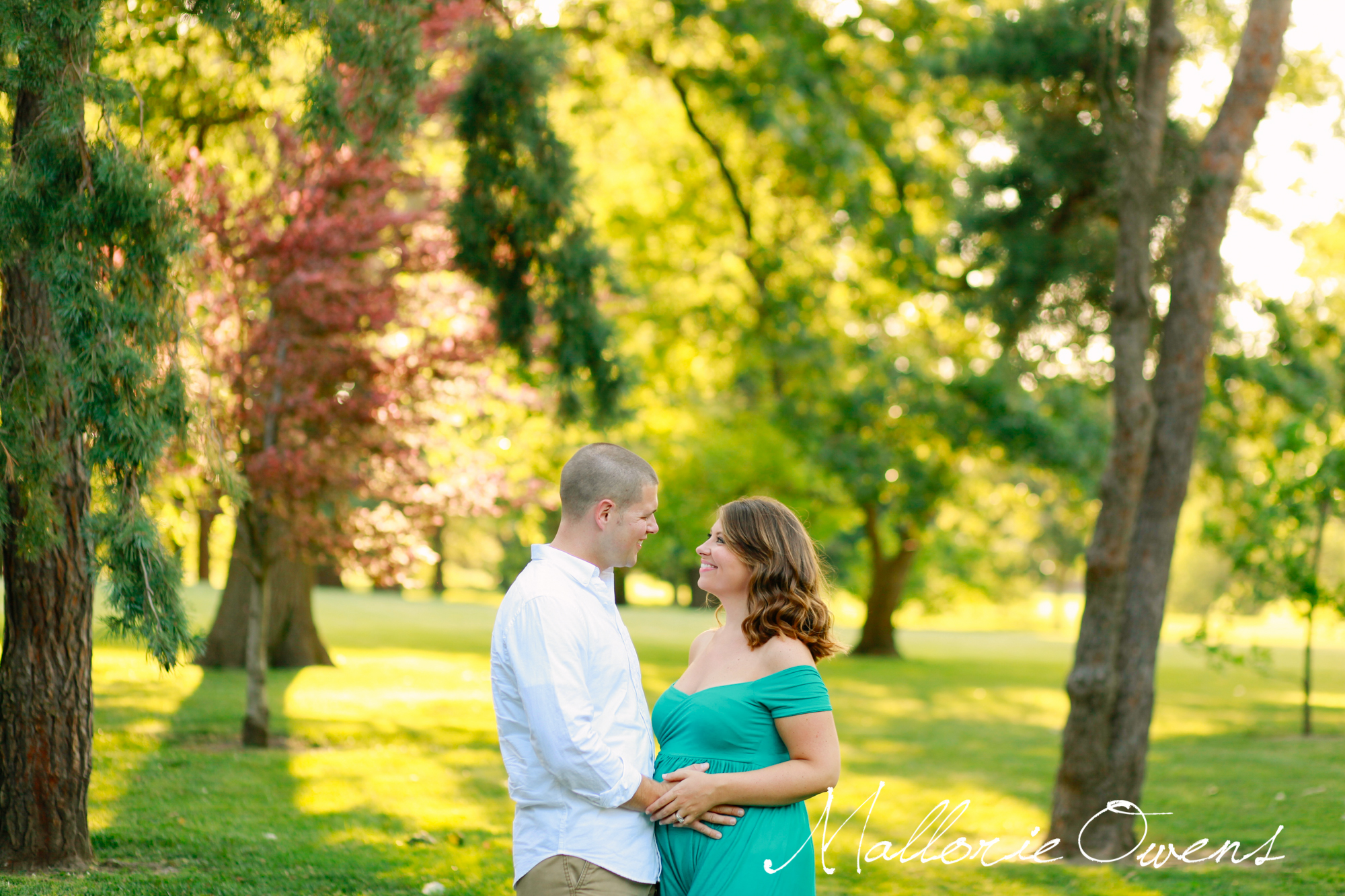 Kansas City Maternity Photography | Mallorie Owens