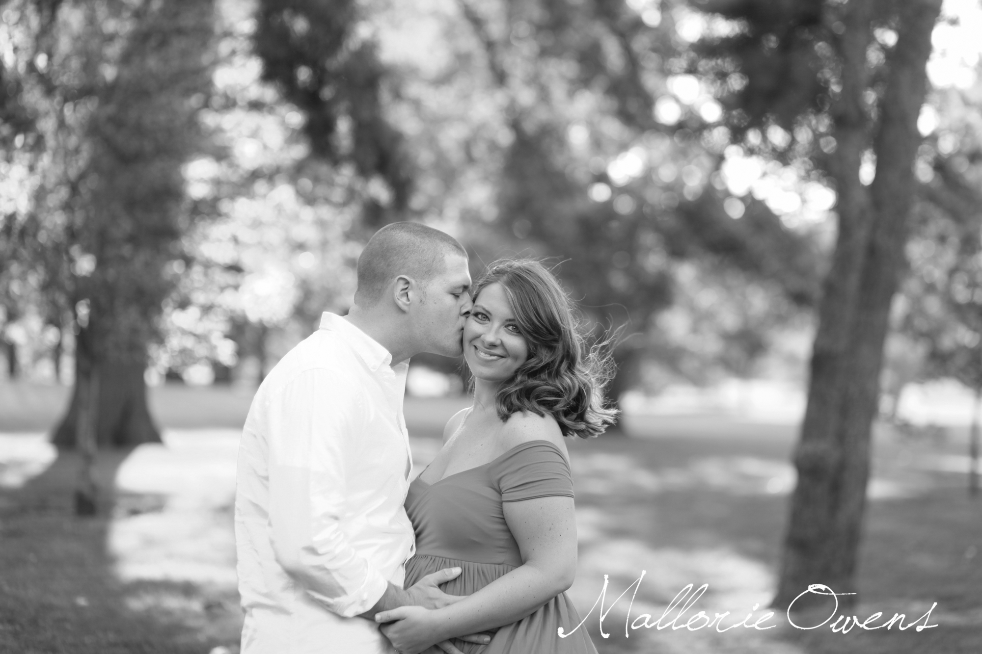Kansas City Maternity Photographer | Mallorie Owens