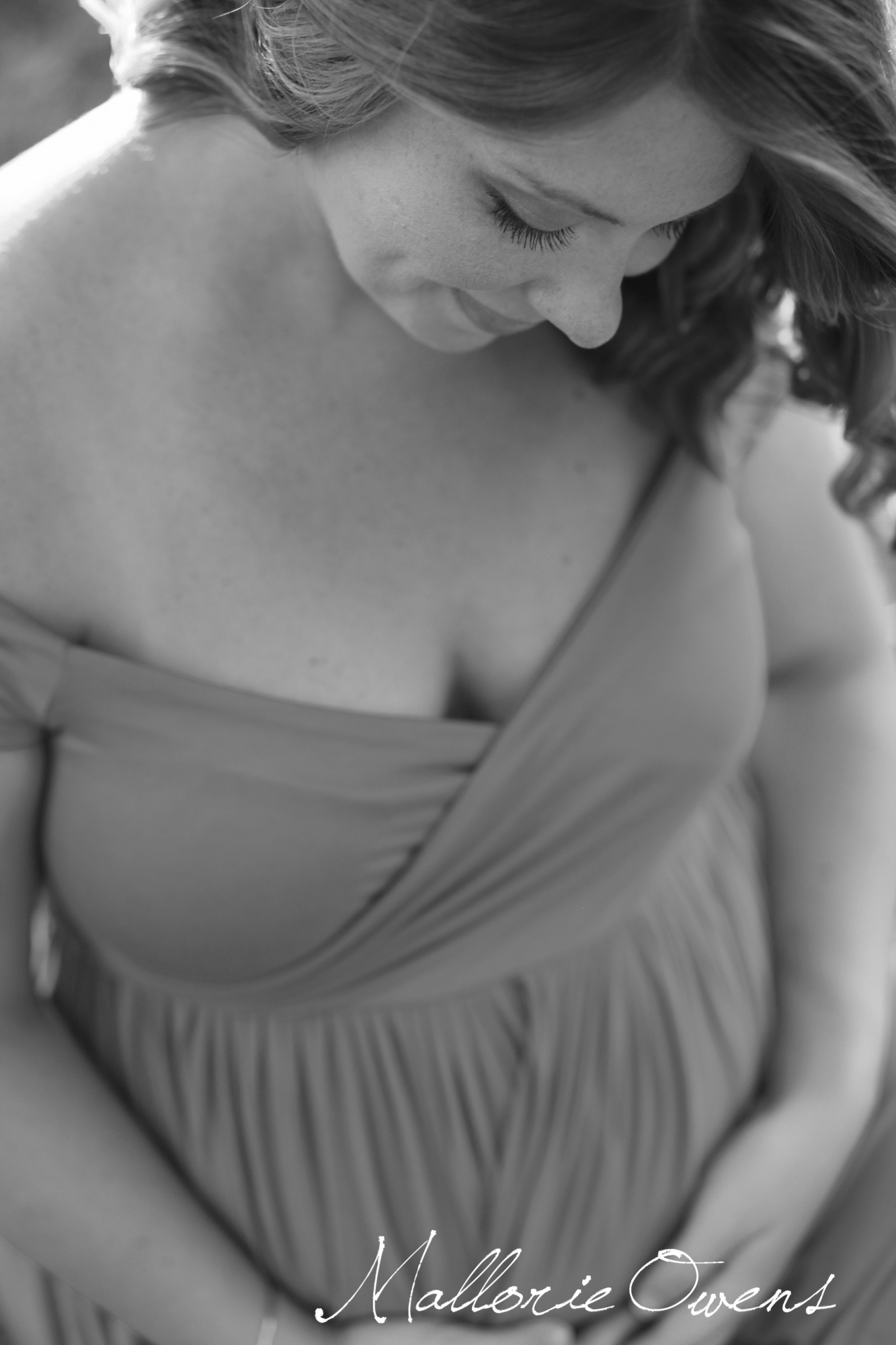 Fine Art Maternity Photography | Mallorie Owens