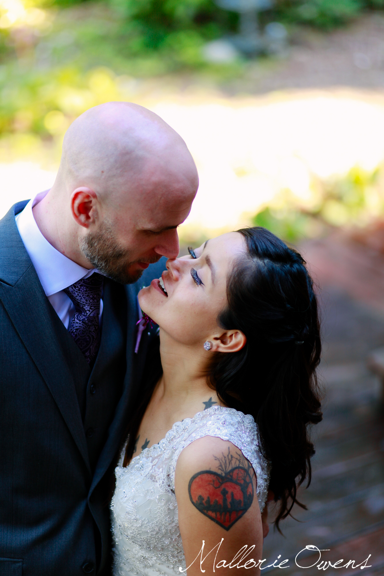 Juneau, Alaska Wedding Photographer at Pearson's Pond Luxury Inn | MALLORIE OWENS