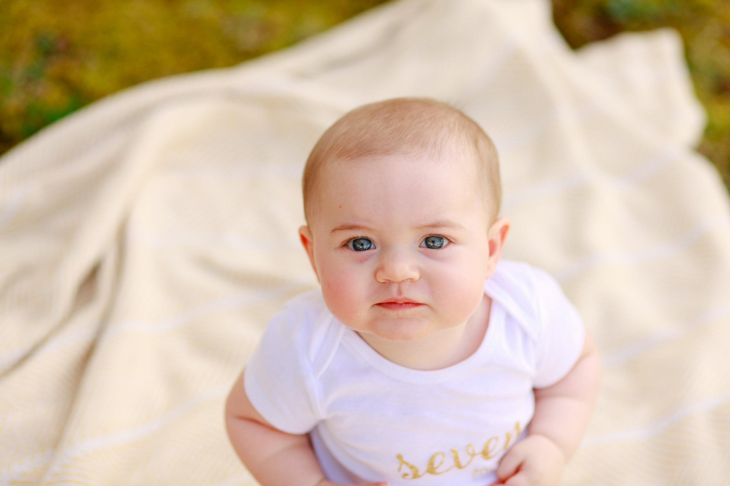 Iris Ann Owens ↠ 7 Months Photo Shoot   MALLORIE OWENS