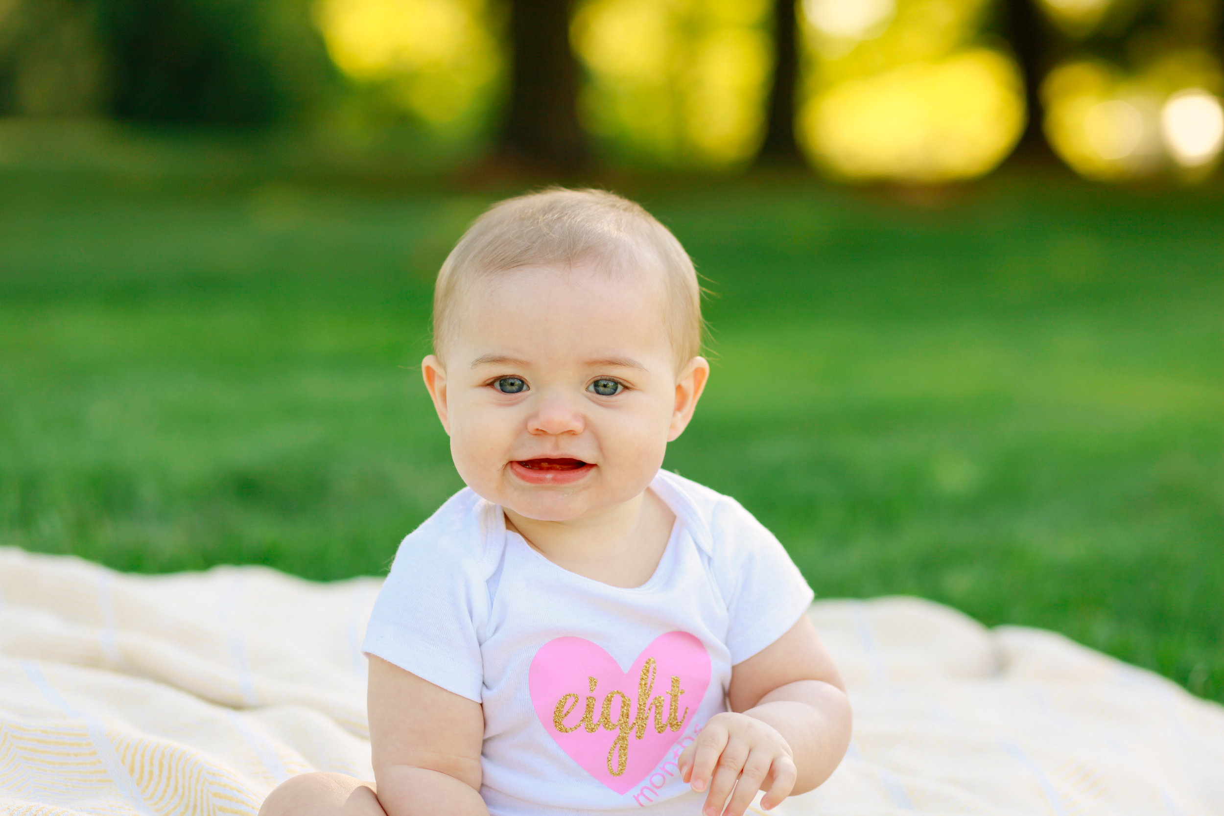 First Tooth Photo Shoot | MALLORIE OWENS