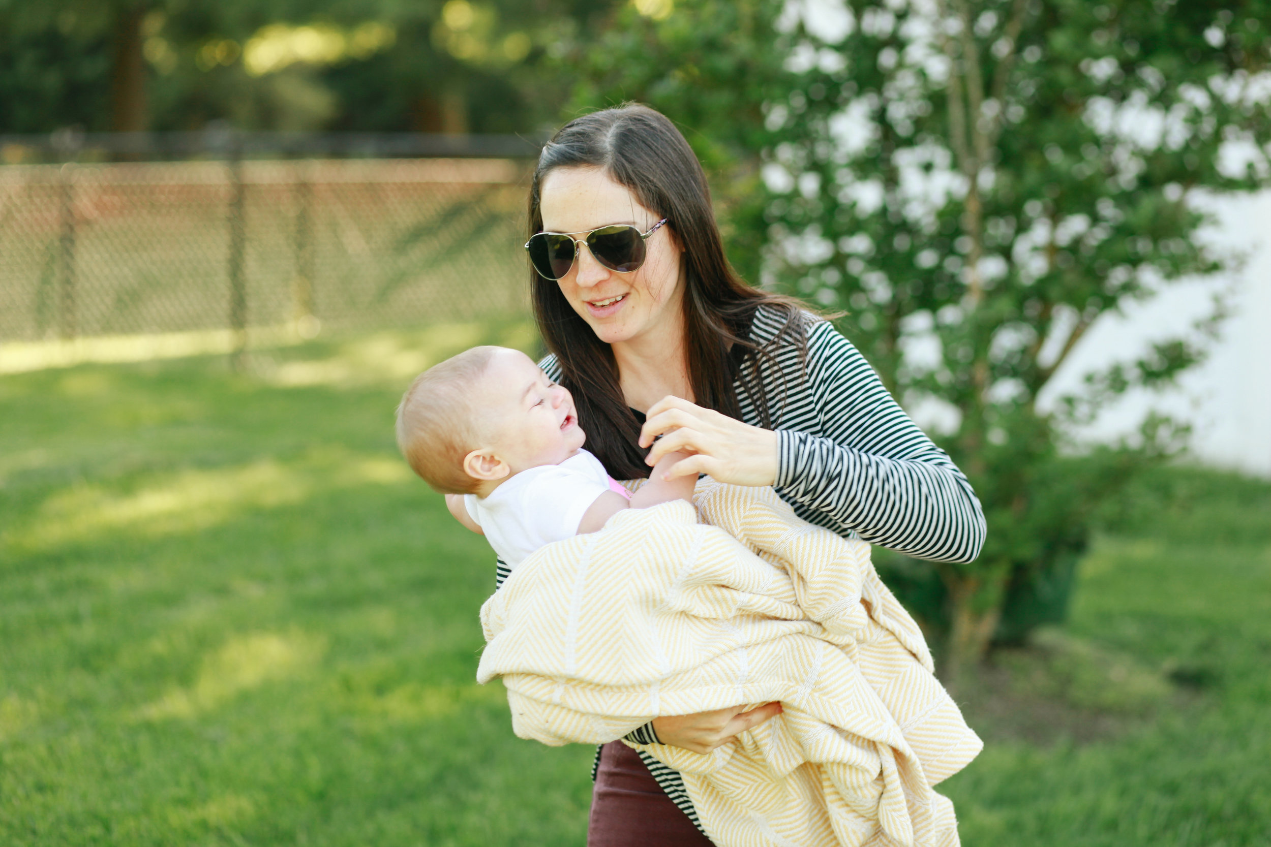 Mommy and Me Photo Shoot | MALLORIE OWENS