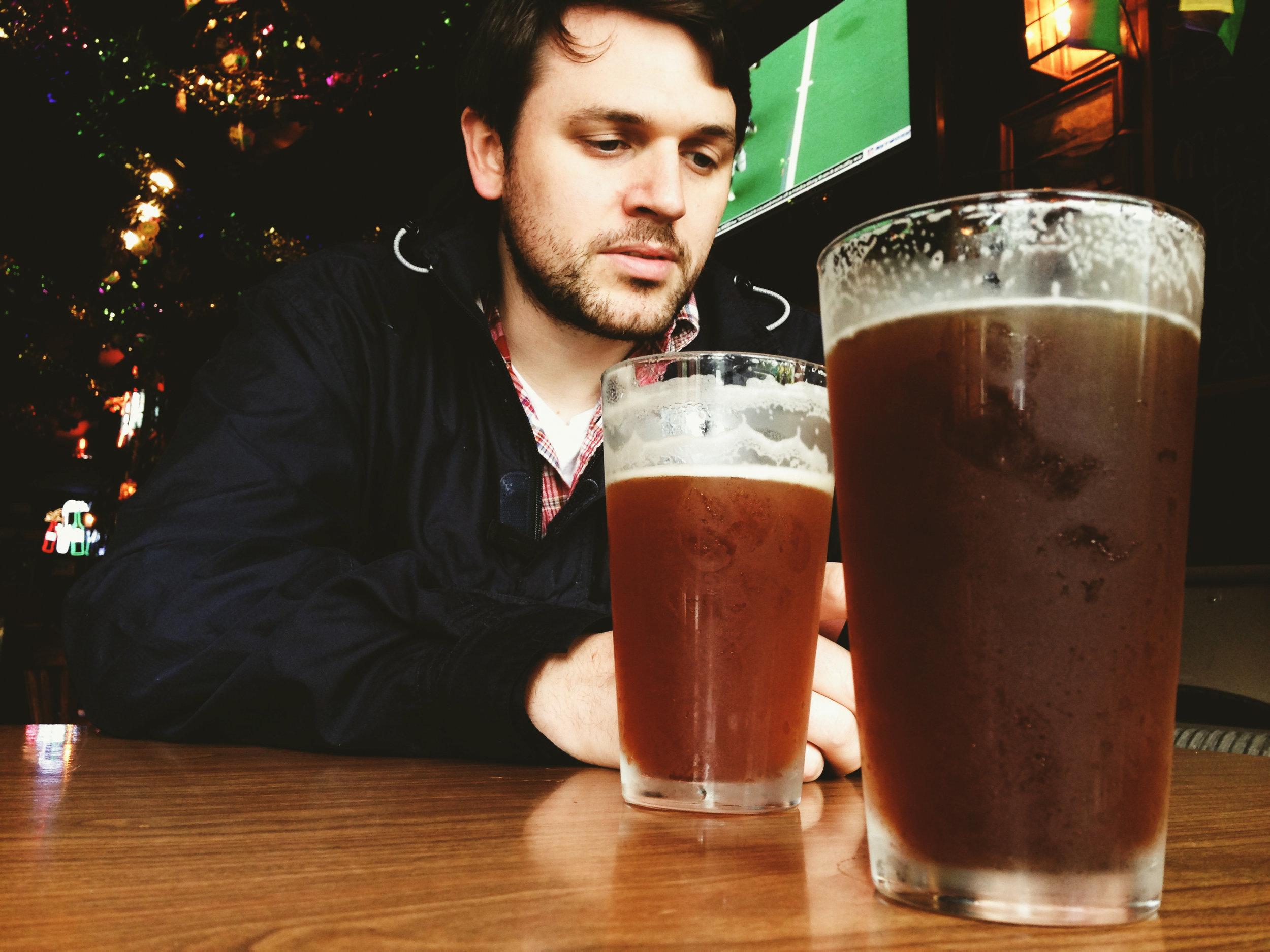 Beer in Haines, Alaska Travel Blog   MALLORIE OWENS