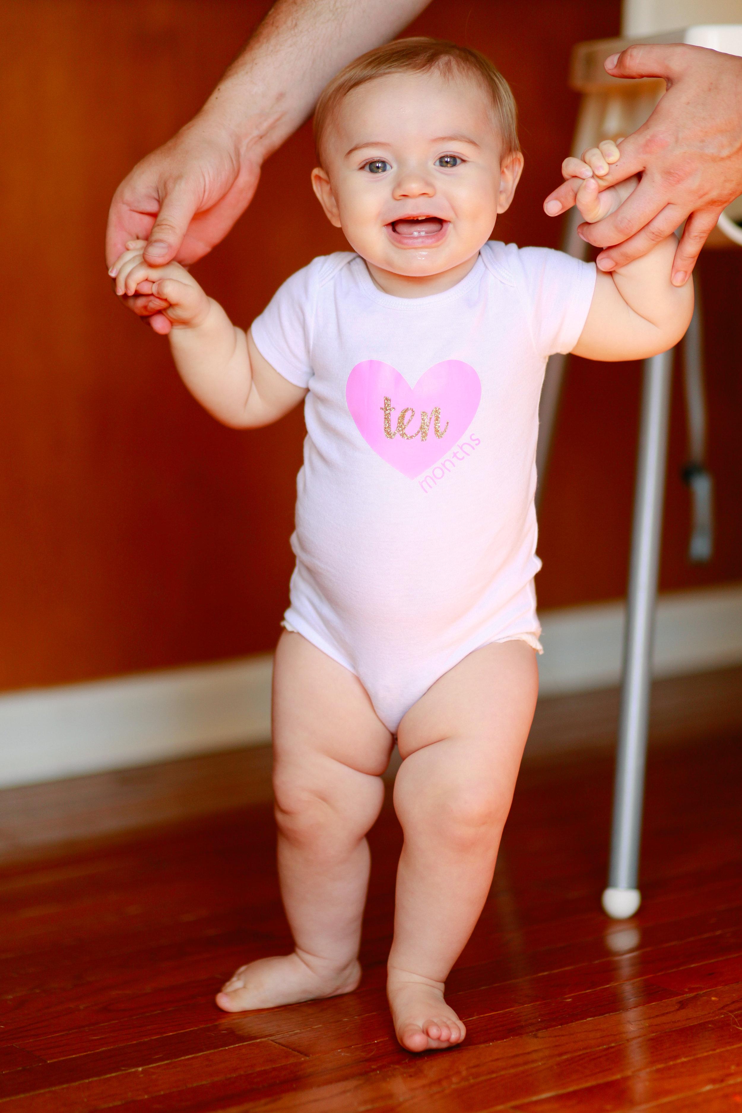 Iris Ann Owens ↠ 10 Months Photo Shoot | MALLORIE OWENS