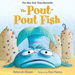 Favorite Toddler Books: The Pout Pout Fish