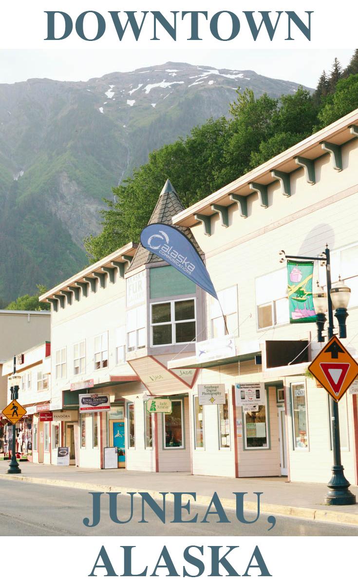 Juneau Alaska Vacations | West Mendenhall Glacier Hiking Trail | Mallorie Owens