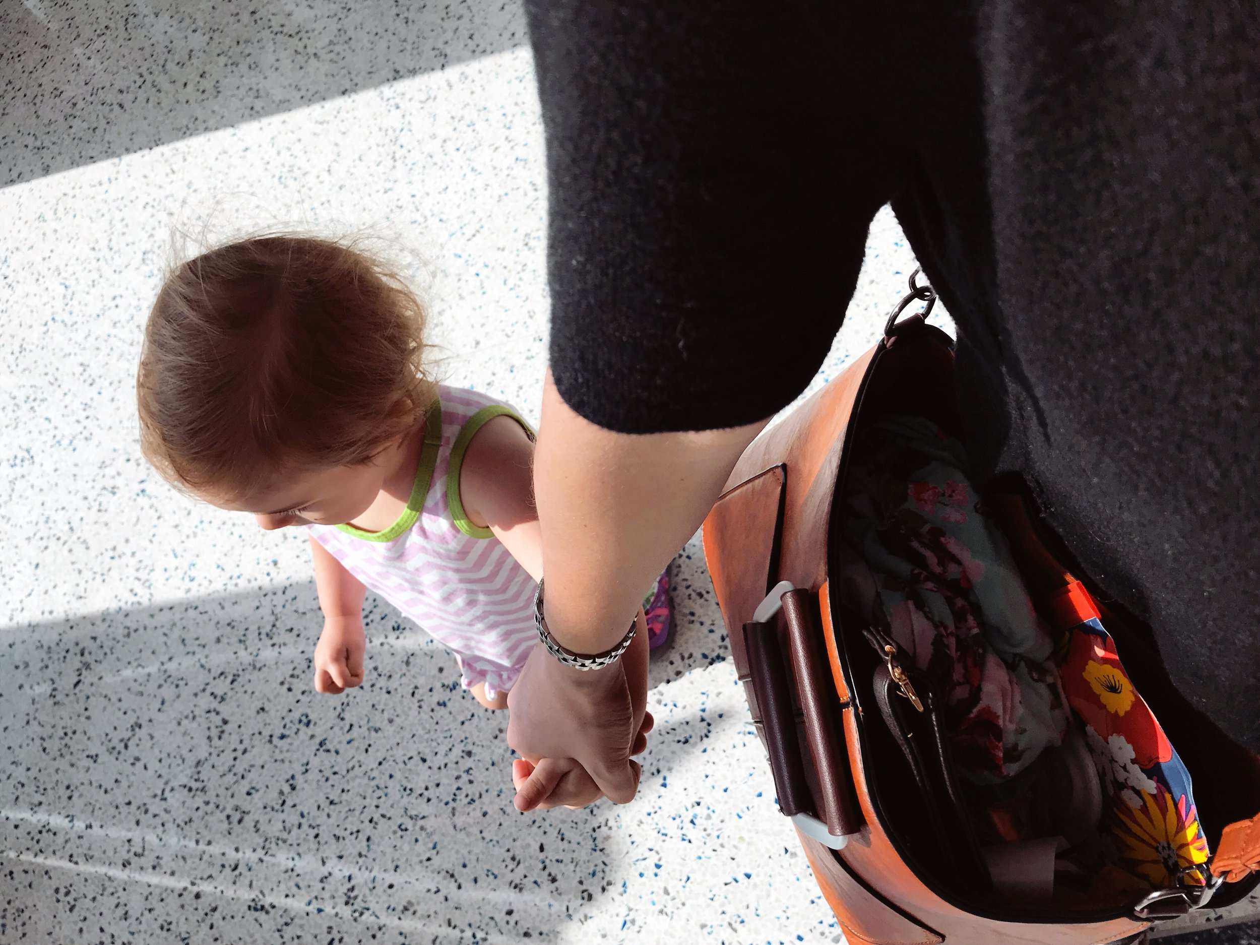 Travel with Toddler Tips | MALLORIE OWENS