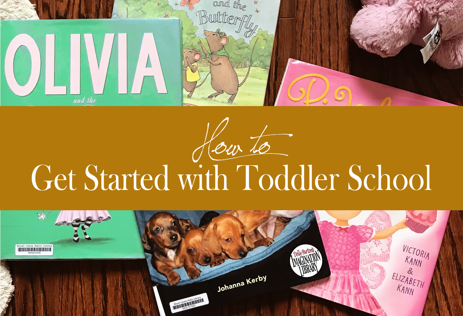 How to Get Started with Toddler School   Tot School For Beginners   Mallorie Owens