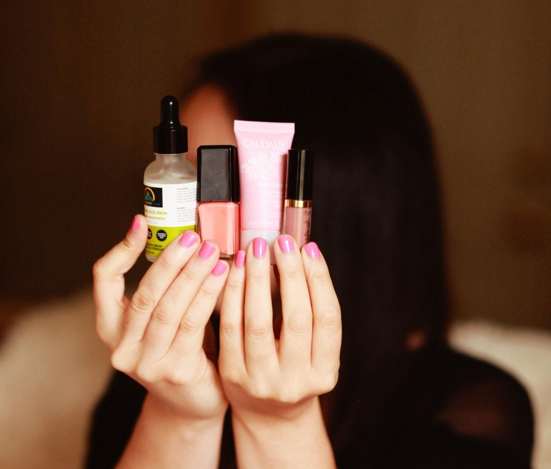 Instagram Beauty Giveaway | MALLORIE OWENS
