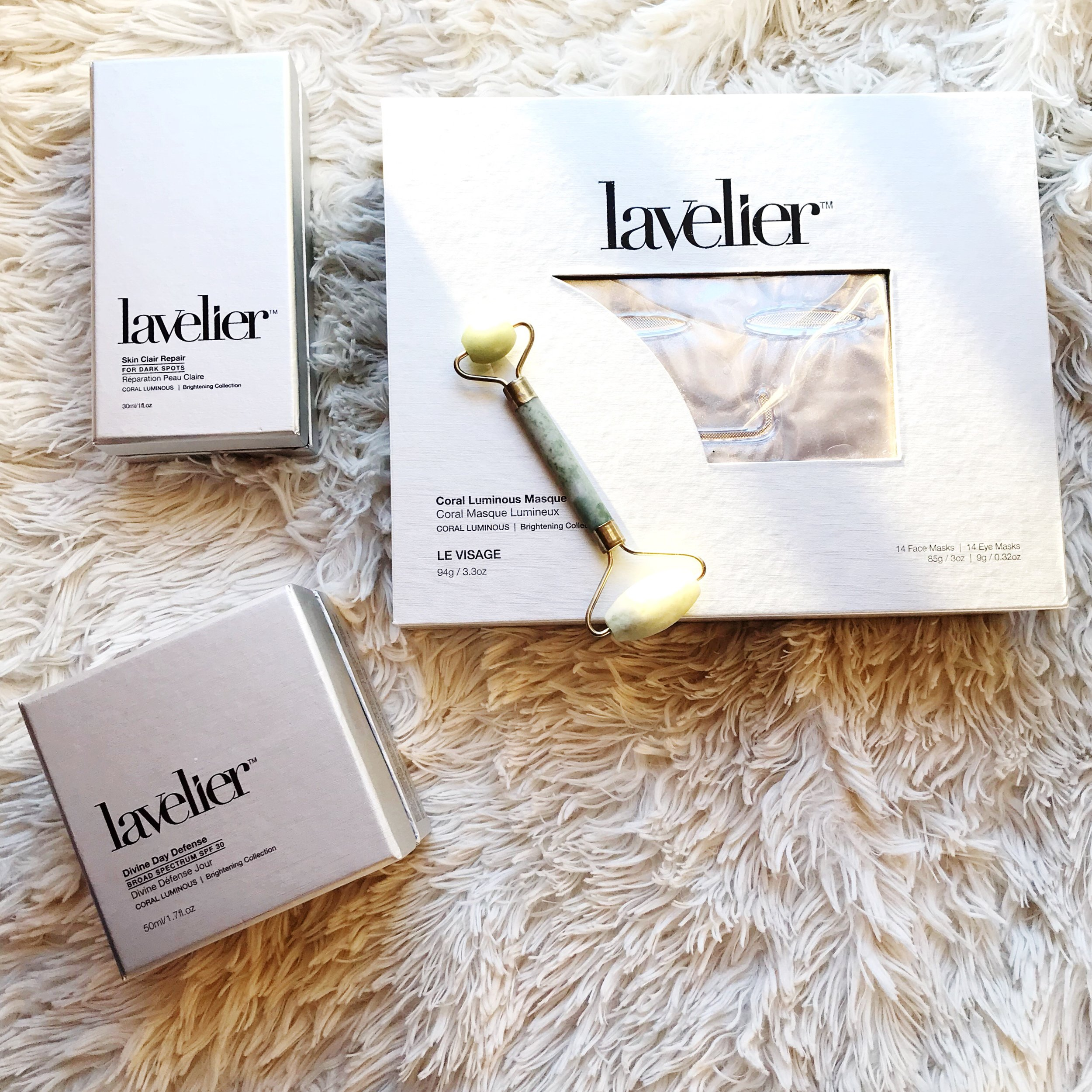 Luxury Beauty | Lavelier Skin Care Review | Mallorie Owens