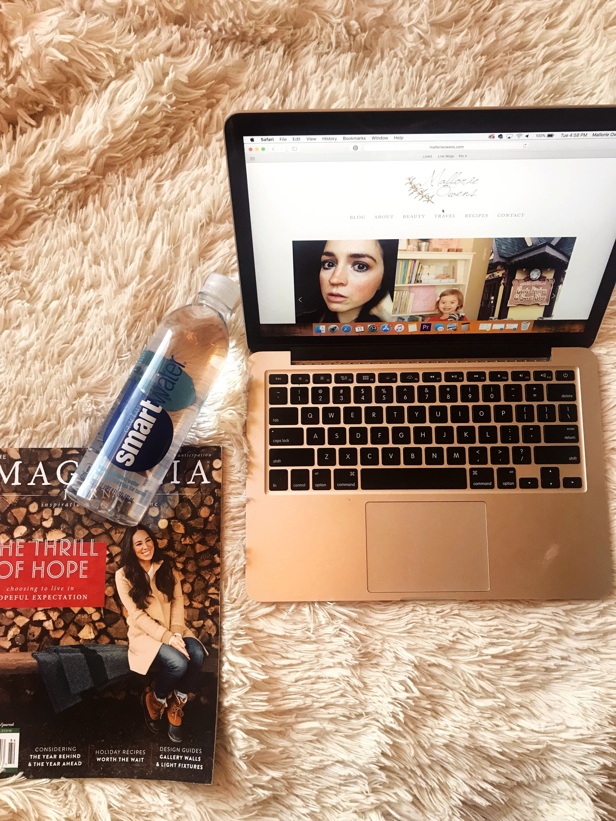 Tips on Staying Hydrated | Mallorie Owens