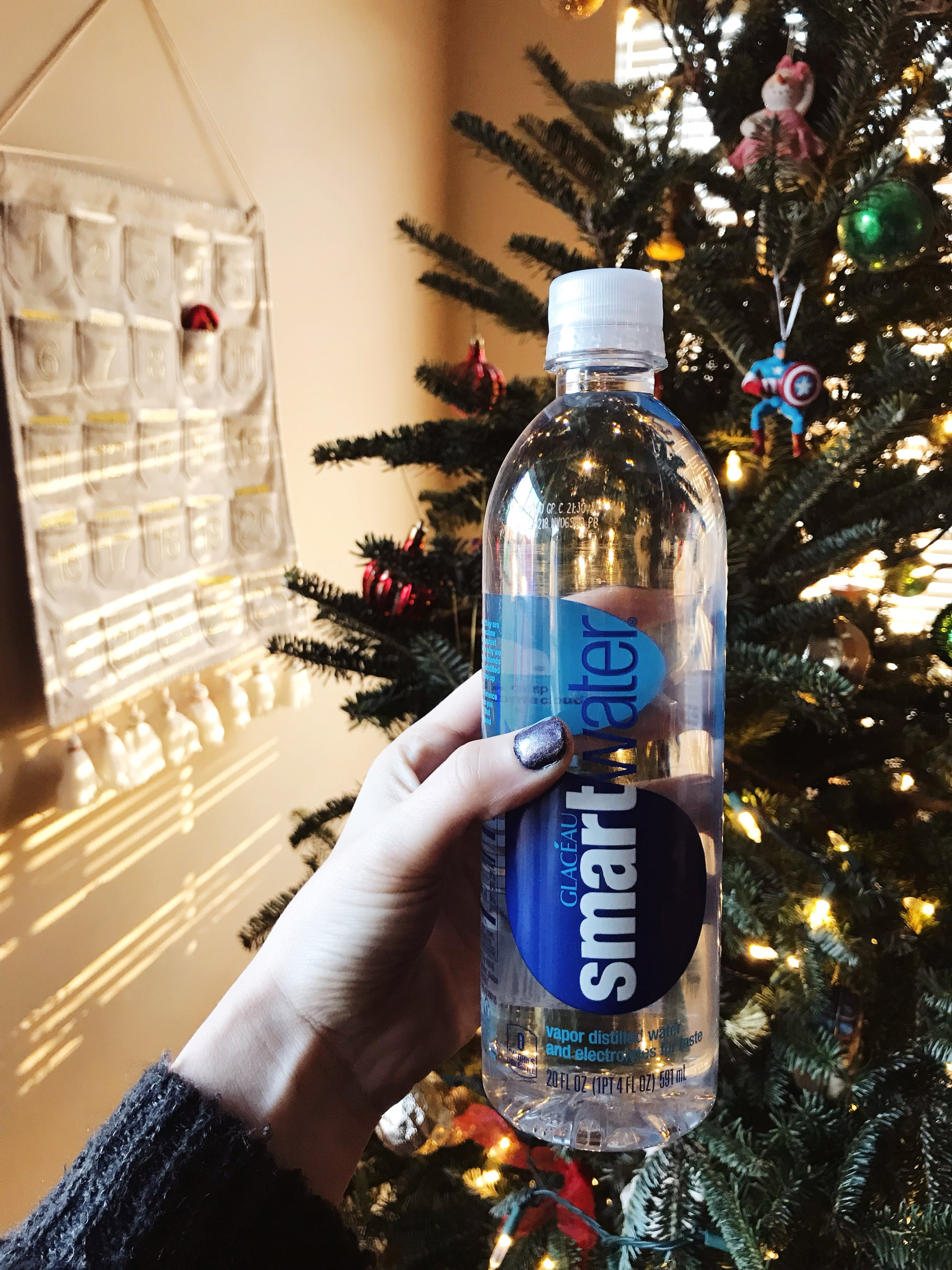 Staying Hydrated Through Winter | Mallorie Owens