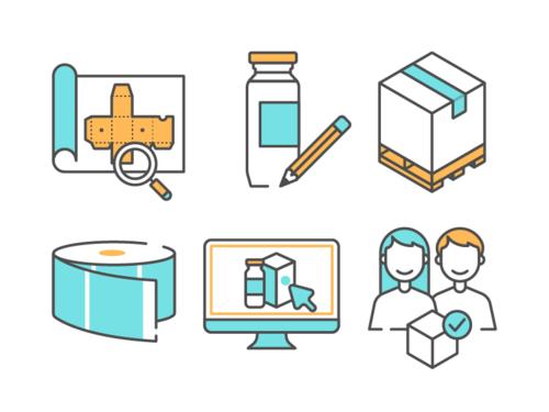 business icon illustration