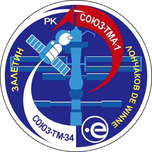 Soyuz TMA-1 | Soyuz TM-34 October 30, 2002