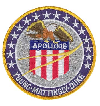 Apollo 16 April 27, 1972