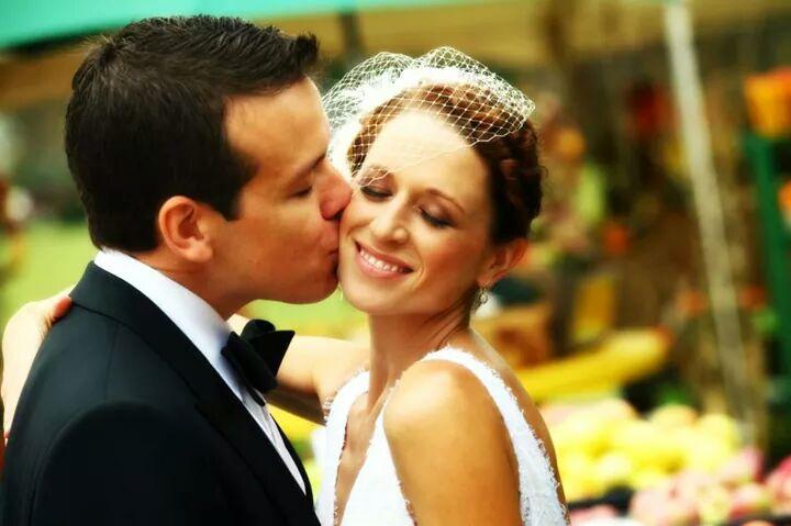 Melissa & Michael