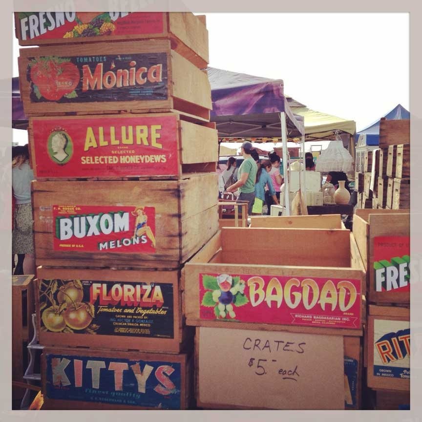 Fruit-crates-Alameda-Flea-Market