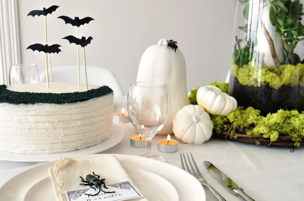 halloween-place-setting